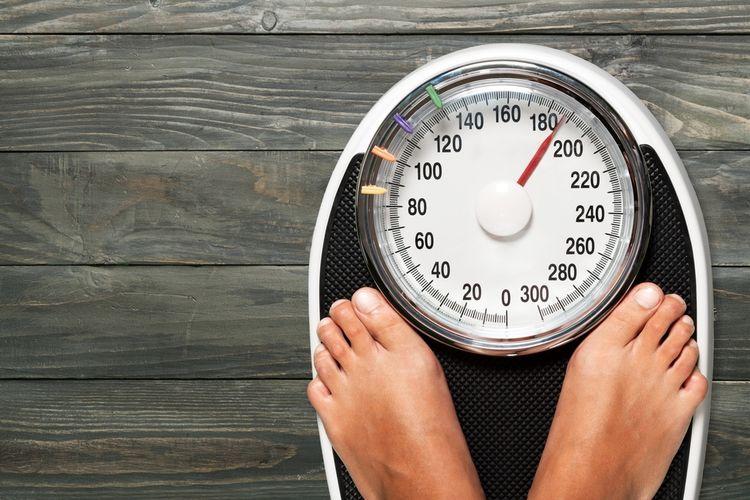 berat badan ideal vegetarian