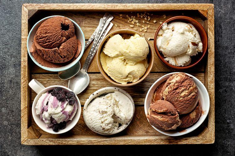 Es Krim Buatan Rumah Tanpa Mixer, Mudah dan Sehat