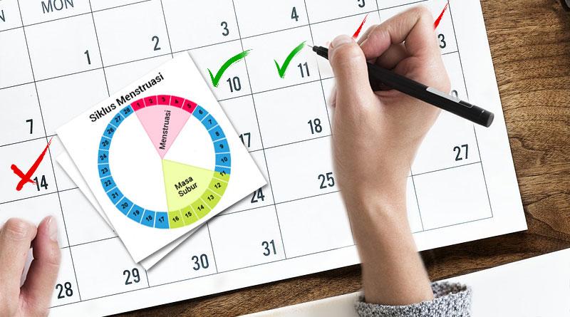 Metode kalender cegah kehamilan
