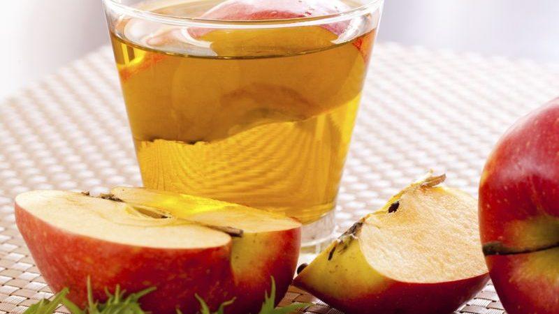 Manfaat Cuka Apel: Hilangkan Bekas Luka dan Bruntusan