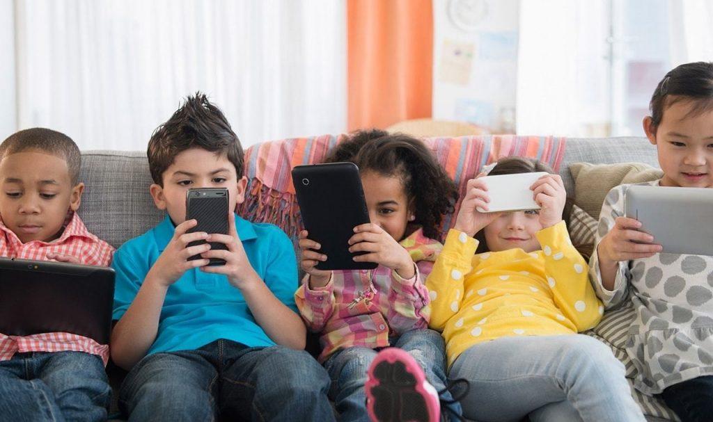 dampak gadget pada anak