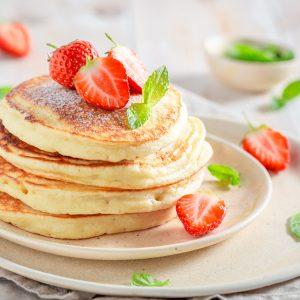 Cara Membuat Pancake, Mudah dan Simple!