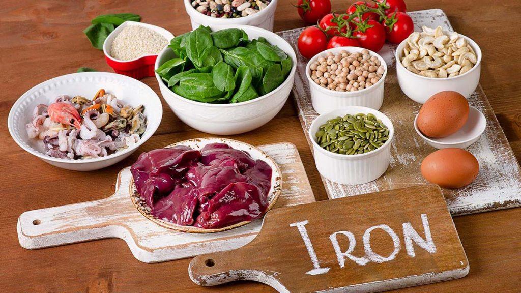 cegah anemia dengan  makanan zat besi