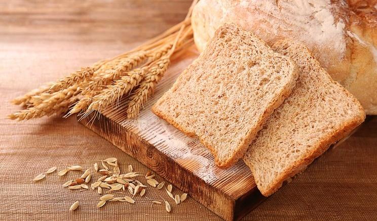 roti gandum untuk vegetarian