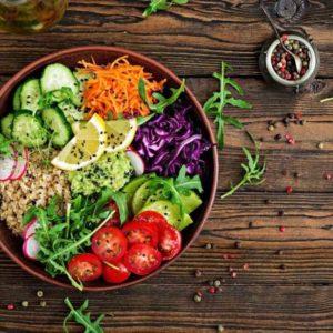 Segudang Manfaat Pola Vegetarian Bagi Kesehatan Tubuh
