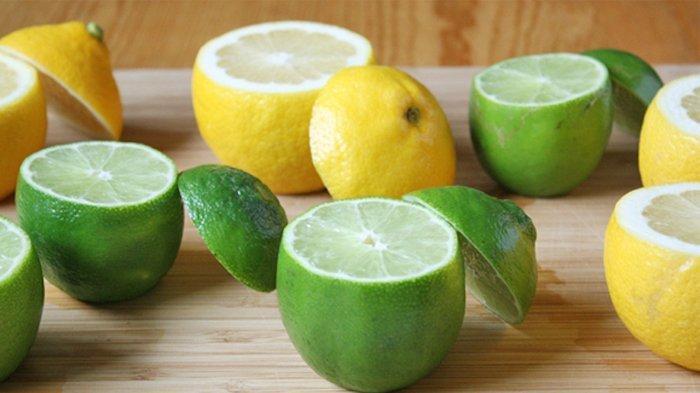 jeruk lemon untuk atasi ketombe