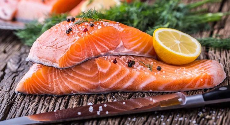 salmon makanan sumber kalsium