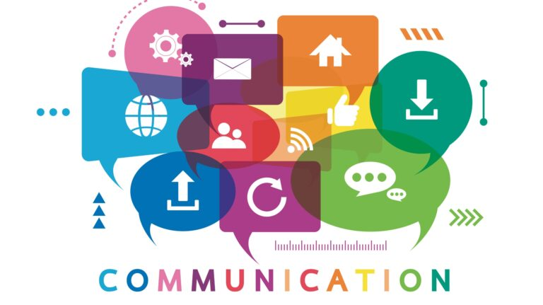 P-Process in Communication