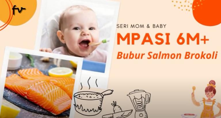 Resep MPASI Salmon